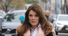 Lisa Vanderpump is seen on February 13, 2019 in Los Angeles, California.
