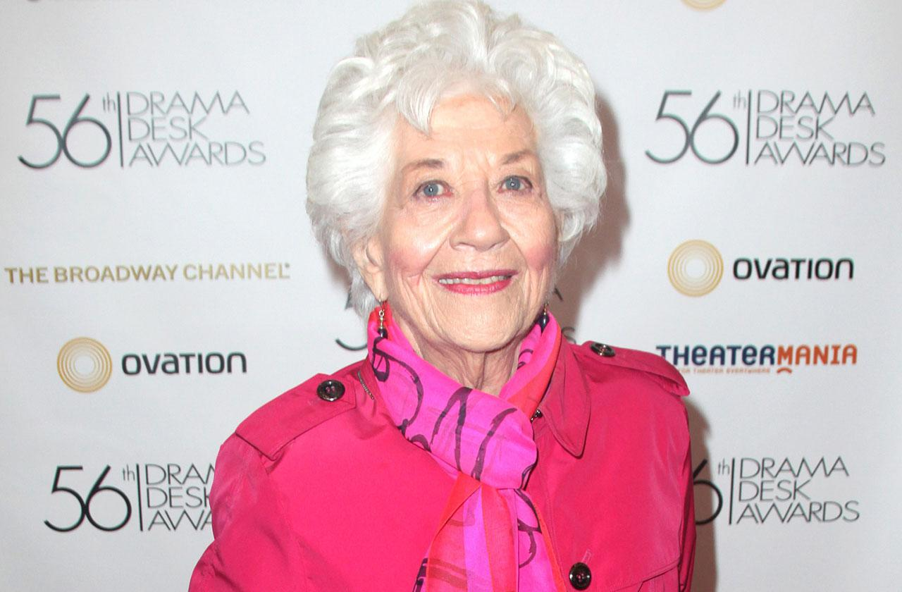 Facts Of Life Charlotte Rae Dead 92