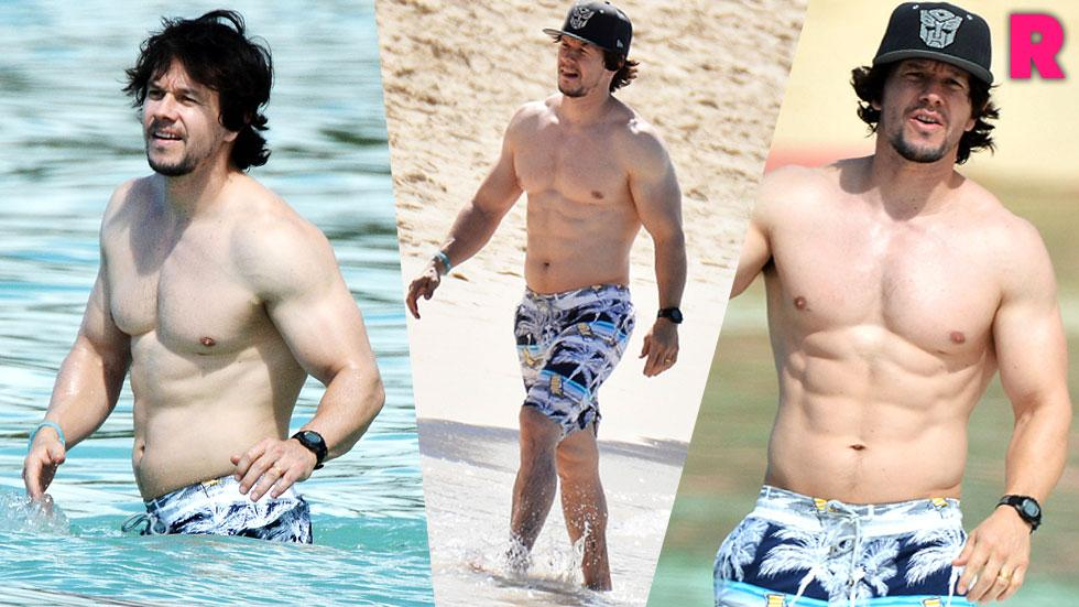 //mark wahlberg tattoos are gone PP