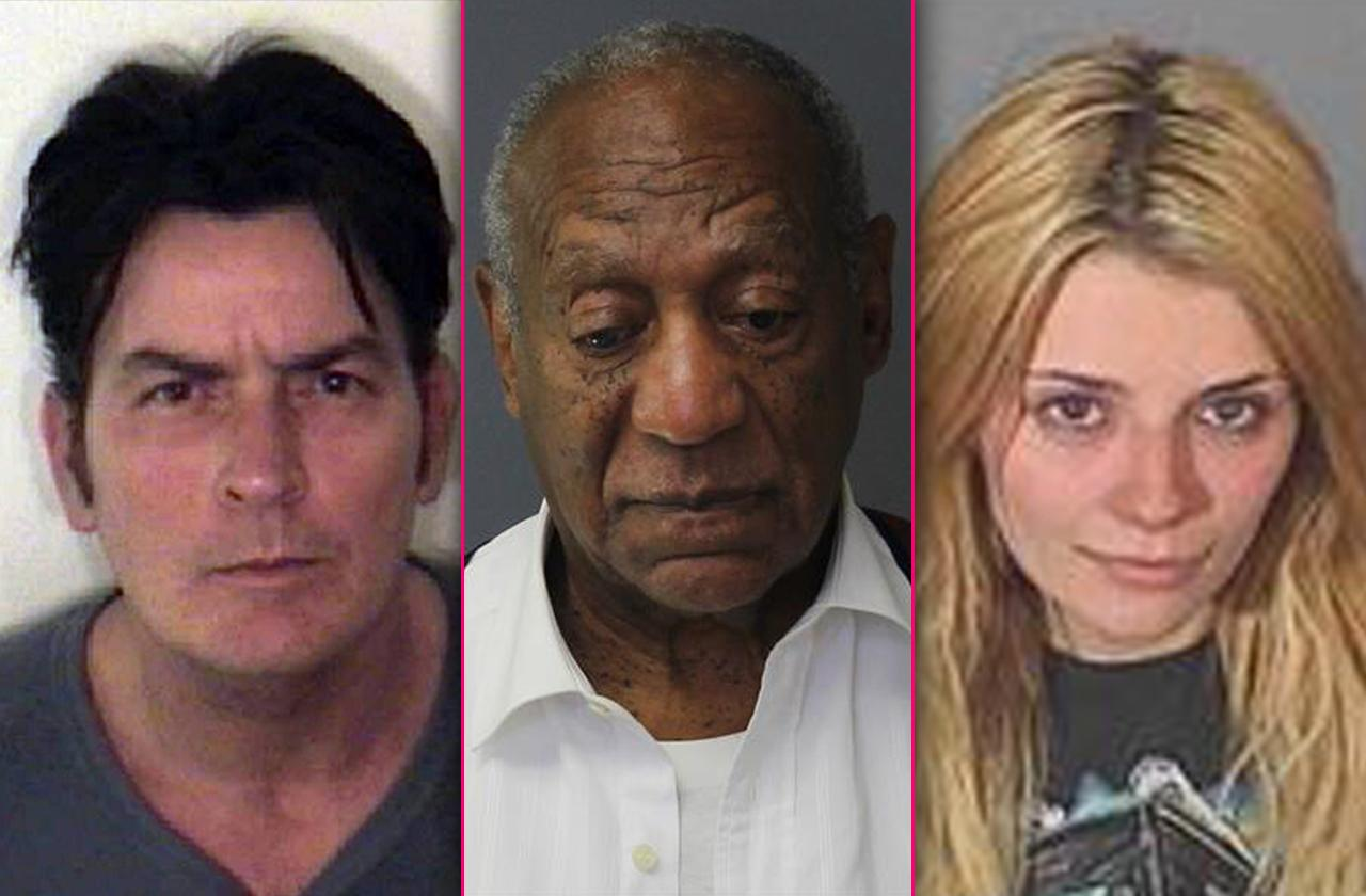 Celebrities Arrested Christmas