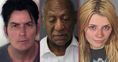 Celebrities Arrested Christmas