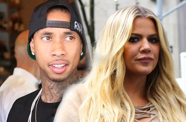 kylie jenner tyga split khloe kardashian livid rapper loan