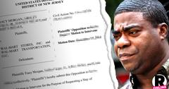 //tracy morgan lawyers slam driver trying freeze trial pp sl