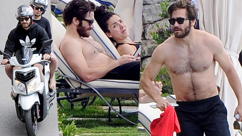 Jake Gyllenhaal Vacations In Italy With Greta Caruso
