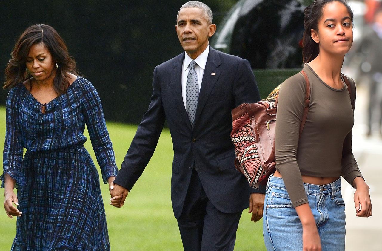 //malia obama harvard dorm barack obama michelle obama pp
