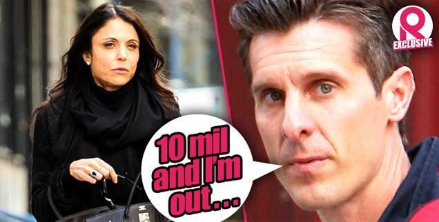 //bethenny frankel jason hoppy  million divorce wide
