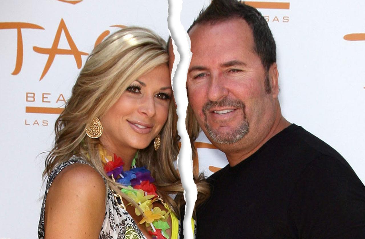 RHOC Alexis Bellino Husband Jim Bellino Files Divorce