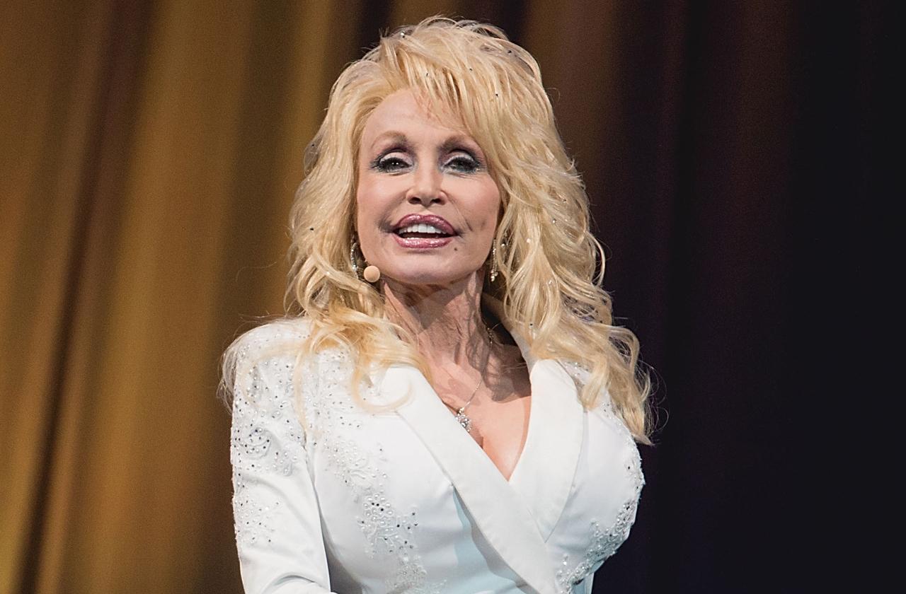 Dolly Parton Talks 52-Year Marriage Carl Thomas Dean