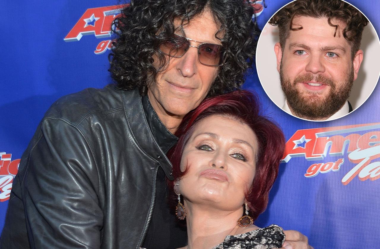 Sharon Osbourne Sad Son Jack Divorce Howard Stern