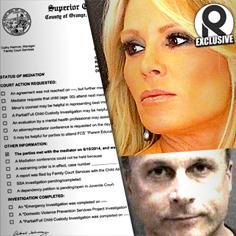 //tamra barney simon custody fight mediation session documents rhoc sq