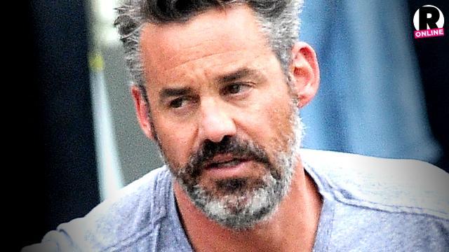 Nicholas Brendon Arrested Saratoga Springs Buffy The Vampire Slayer