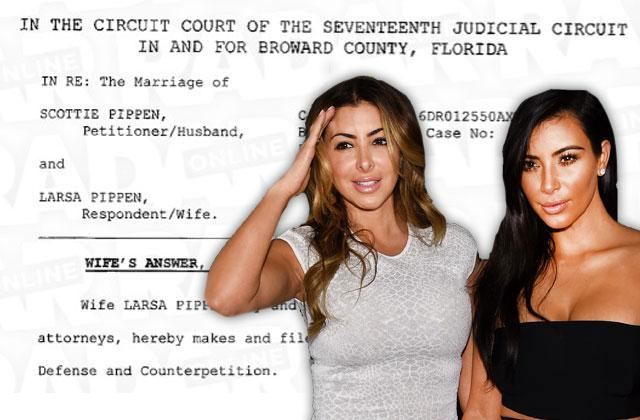 //kim kardashian bff larsa pippen demands kids divorce pp