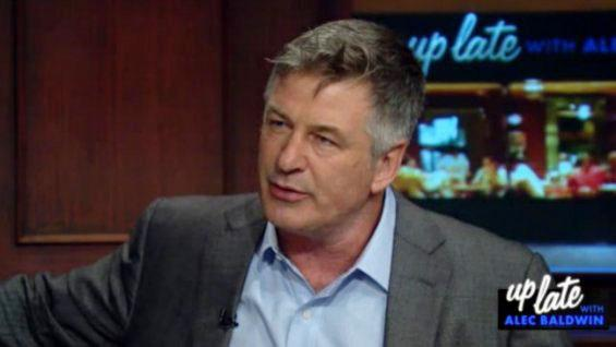 Alec Baldwin fired talk show