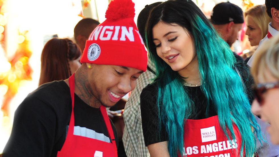 Kylie Jenner Speaks Out Amid Tyga Controversy