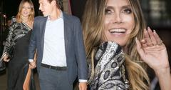 Heidi Klum Vito Schnabel Back Together Cheating Scandal