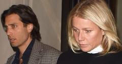 Gwyneth Paltrow Reveals She Doesn't Live With Husband