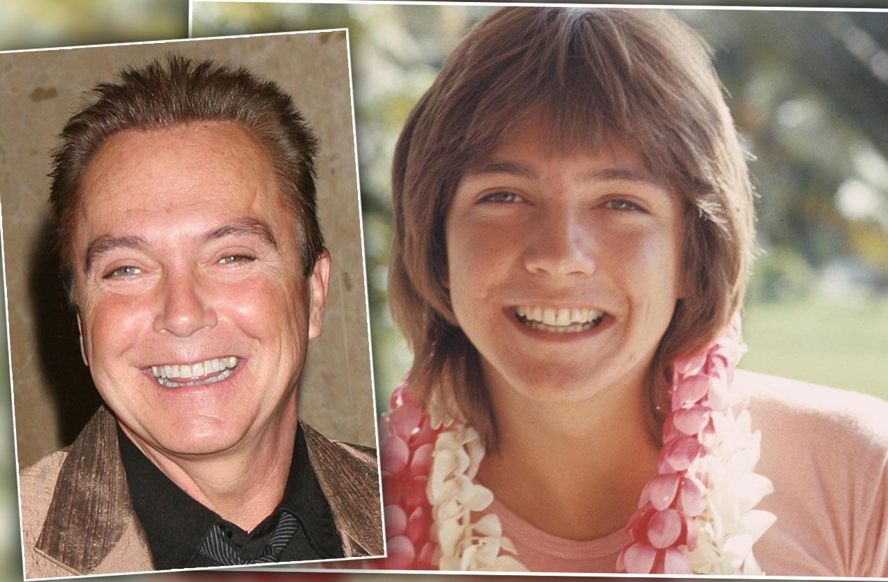 //David Cassidy Alcoholism Caused Dementia Interview pp