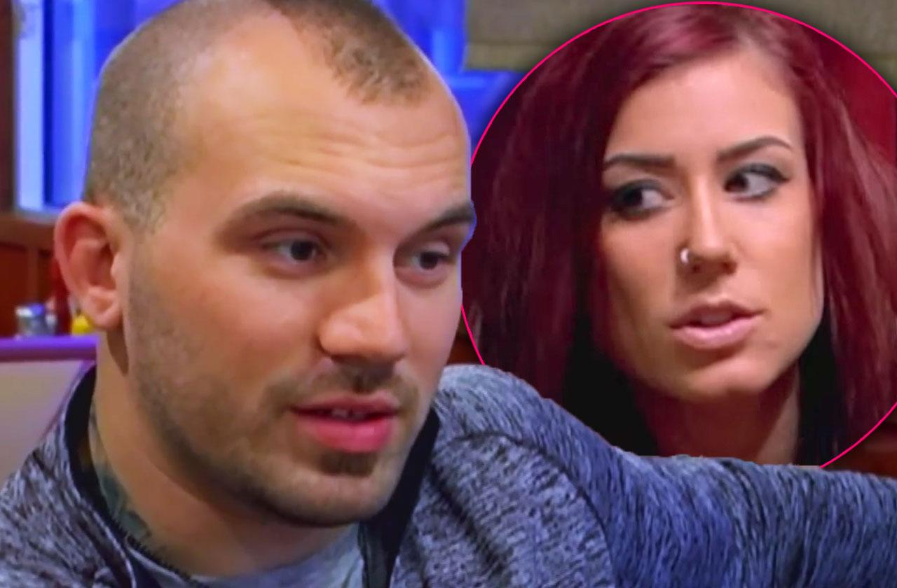 //chelsea houska ex adam lind released jail arrest violating stalking protection order pp