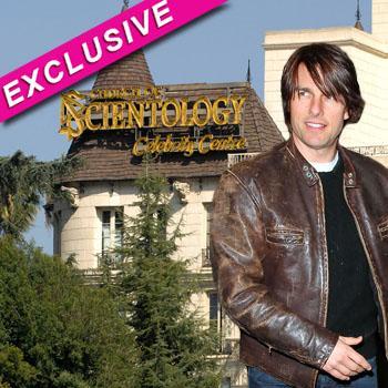 //scientology center tom cruise sn