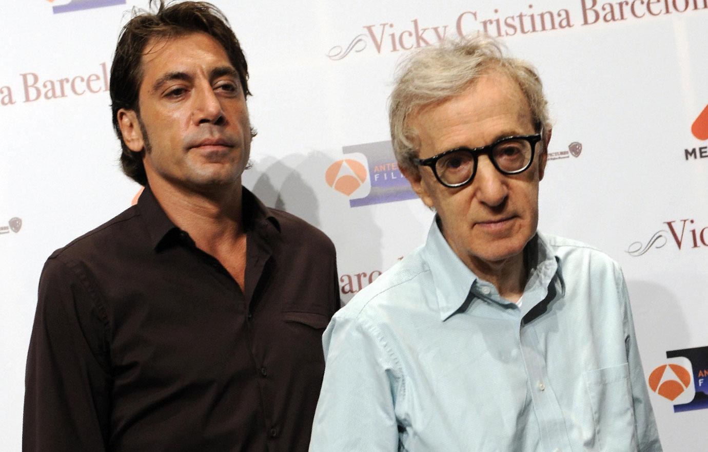 Javier Bardem Condemns Public Lynching Of Woody Allen