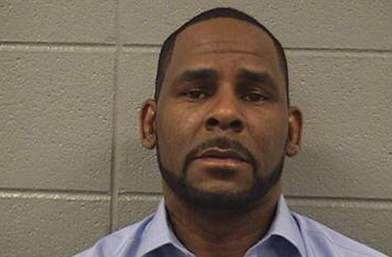R Kelly Back Arrested For Not Paying Child Support