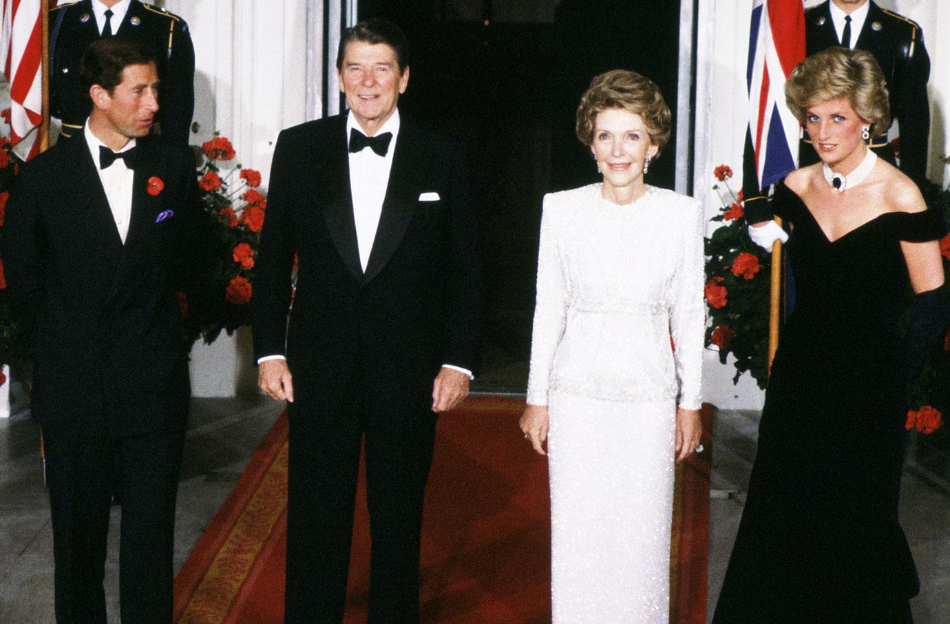 Prince Charles Wrote Nancy Reagan Anguished Letters About Diana