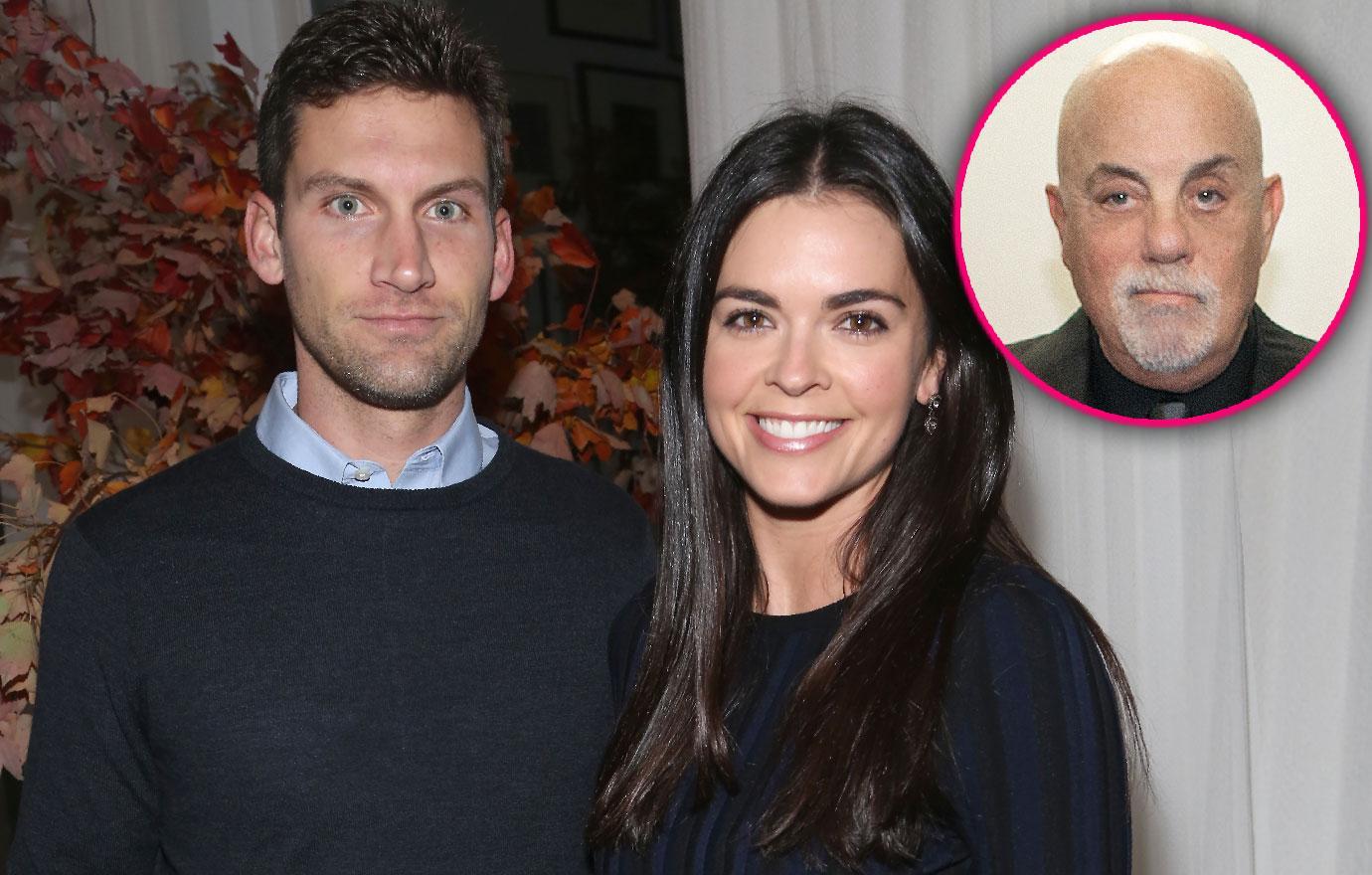 Billy Joel Ex Katie Lee Food Network Weds TV Producer Ryan Biegel