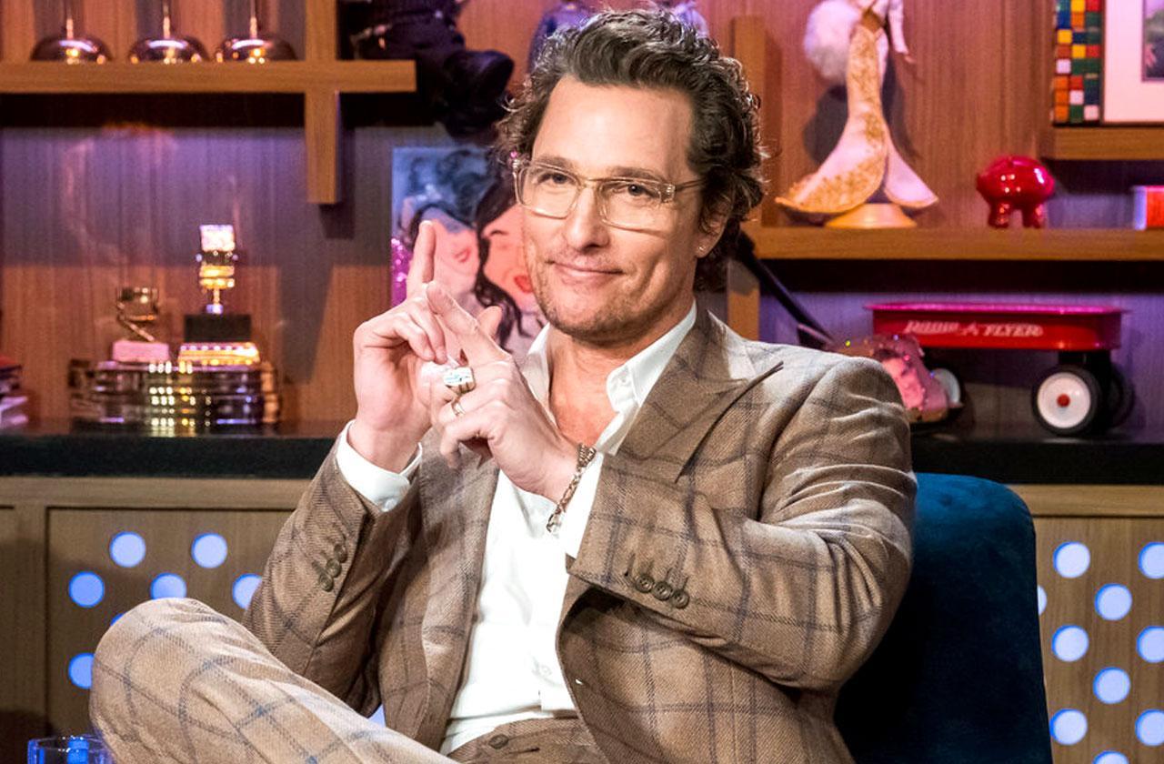 Matthew McConaughey Nailed Titanic Audition Never Got Role