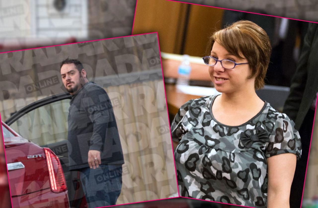 //Ariel Castro Survivor Michelle Knight Husband Charged Theft pp