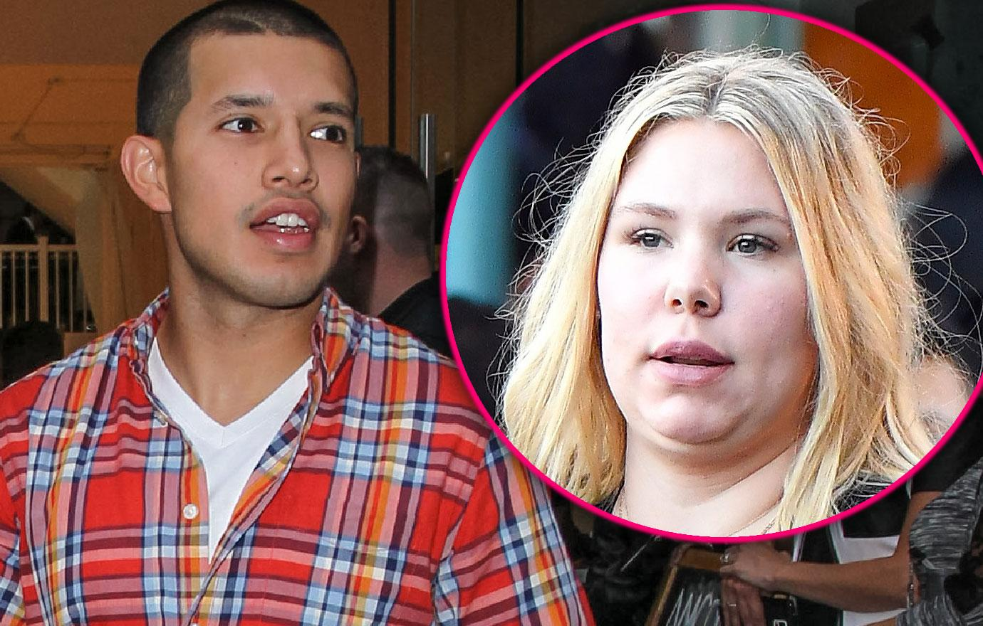 Javi Marroquin Says Kailyn Lowry Is Bitter Dead To Me