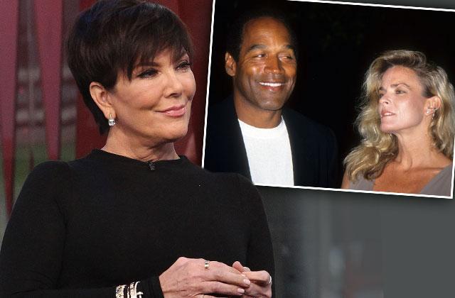 Kris Jenner Nicole Brown Simpson Abuse