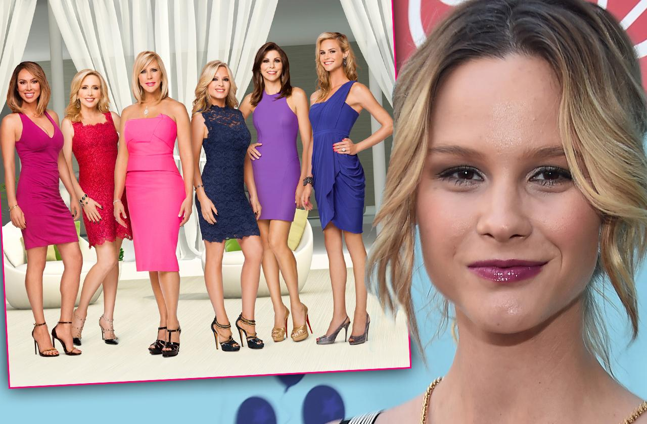 //Meghan King Edmonds RHOC Full Time Cast PP
