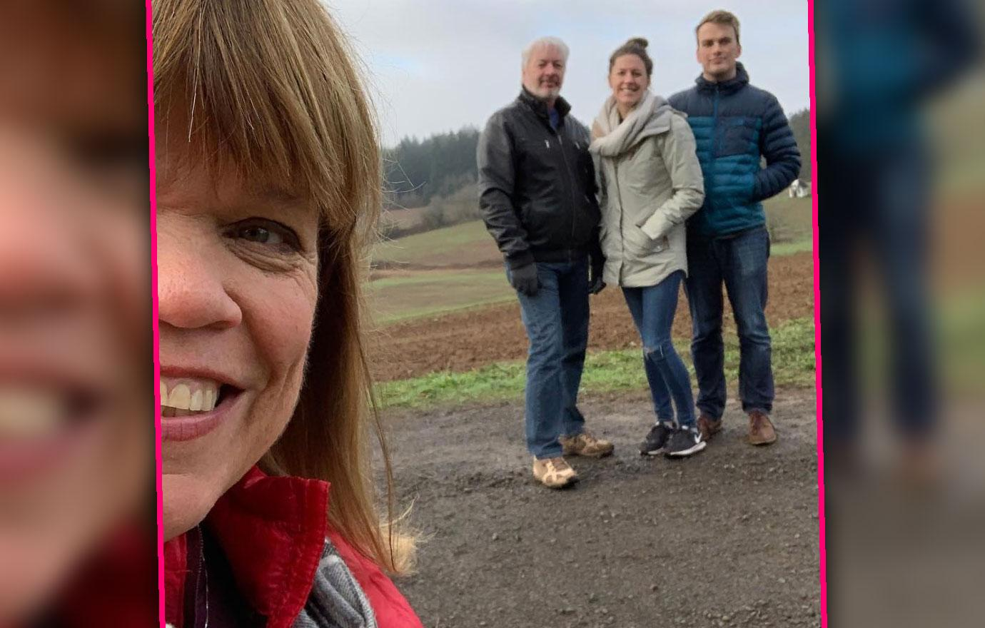 Amy Roloff Shares MIA Daughter Molly's Holiday At Farm