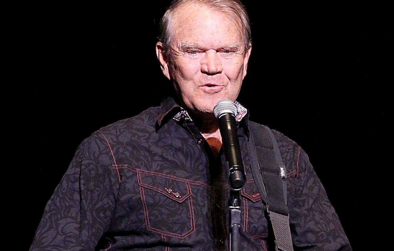 Glen Campbell Battle Over His Will