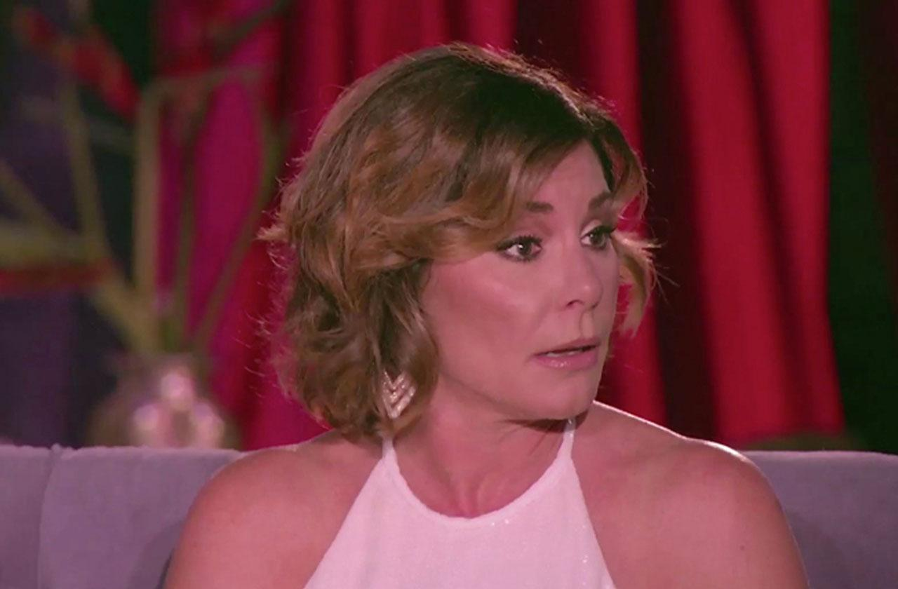 RHONY Luann de Lesseps Ordered To Appear In Court Next Month Plea Deal