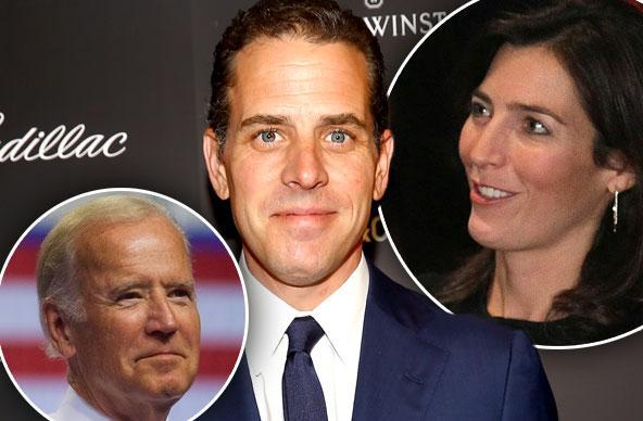 Joe Biden Approves Of Son Hunters Sordid Affair With