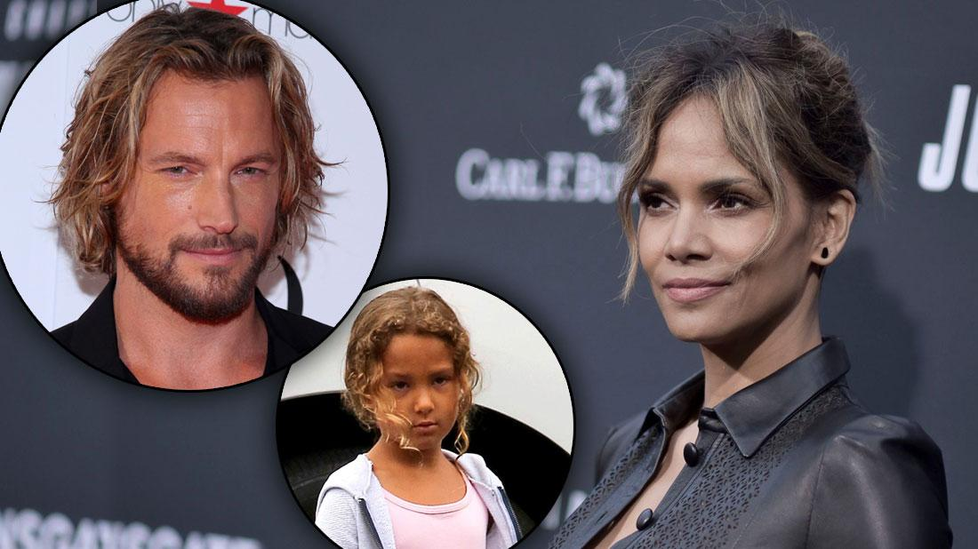 Halle Berry Claims Ex Left Daughter Unsupervised Around Pool, Open Window