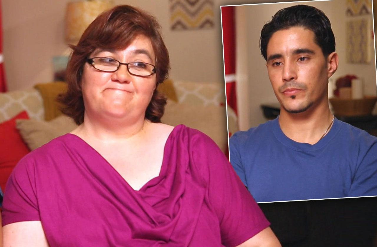 danielle mullins tells all new boyfriend mohamed jbali divorce 90 day fiance
