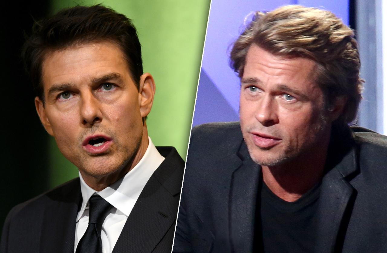 Tom Cruise & Brad Pitt Feud