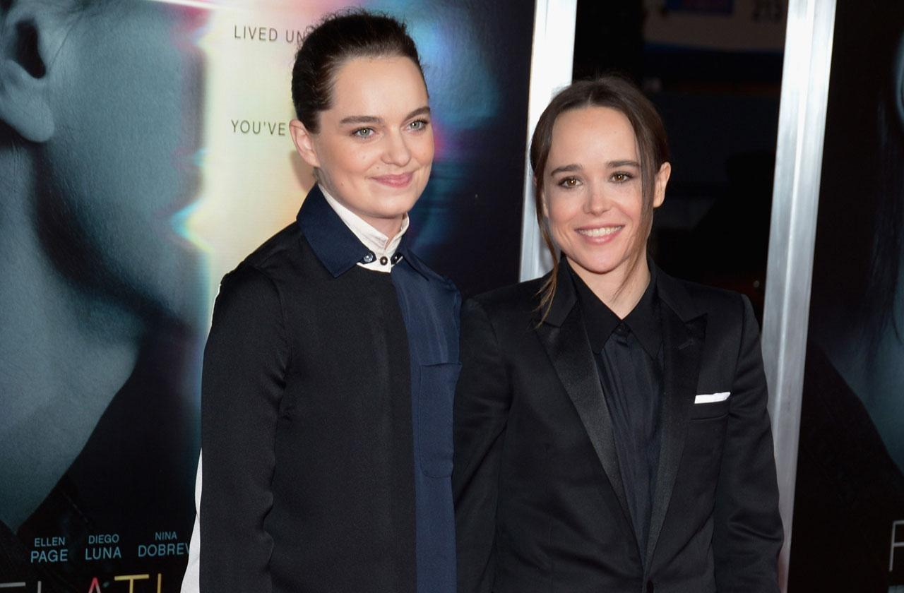 Ellen Page Married Emma Portner