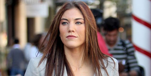 //hope solo wide