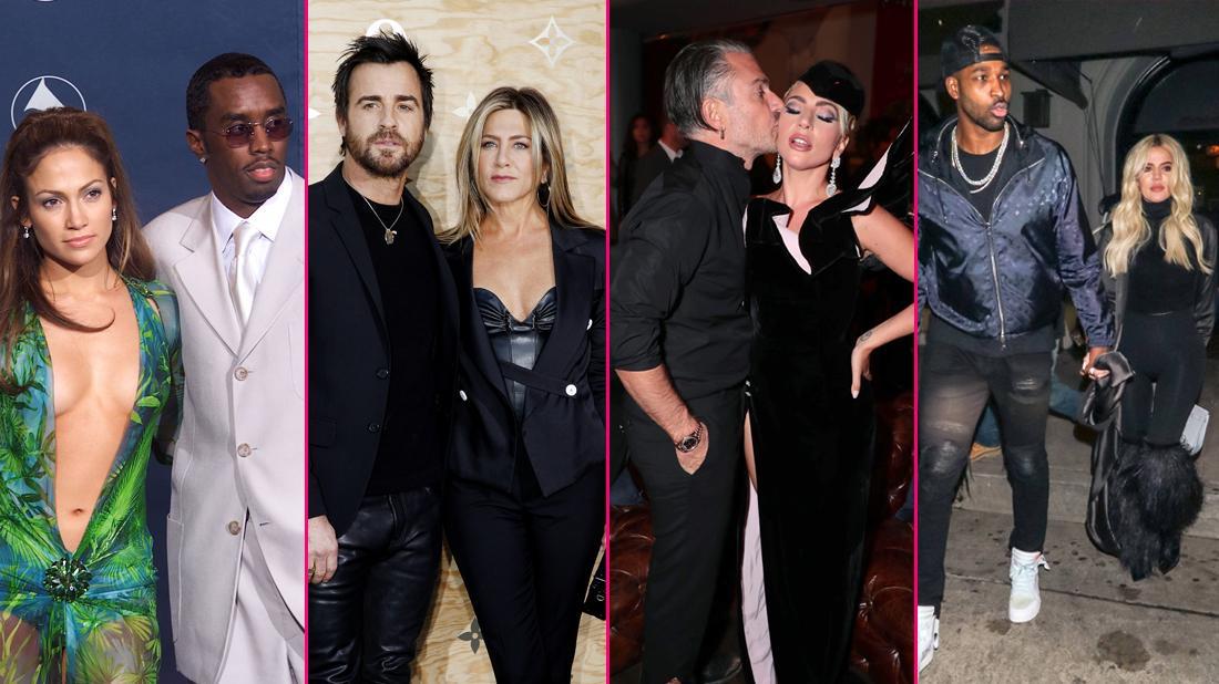 Stars Who Split Around Valentine's Day Exposed