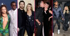 Stars Who Split Around Valentine's Day Exposed