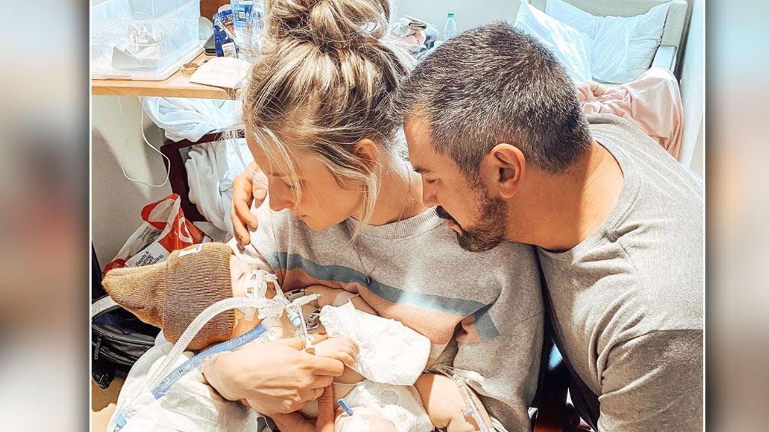 YouTube Star Brittani Boren Leach's Baby Son Dies