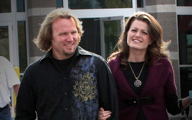 'Sister Wives' Robyn Brown