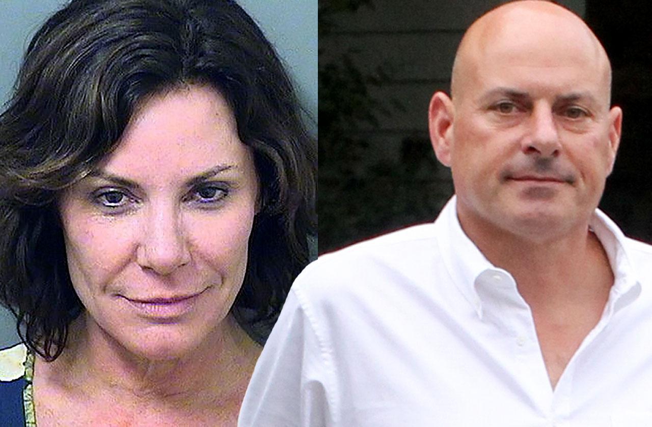 //luann de lesseps arrest assault intoxication ex husband reaction rhony pp