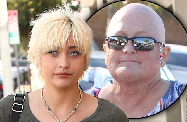 //Paris Jackson Mother Debbie Rowe Dying Cancer pp