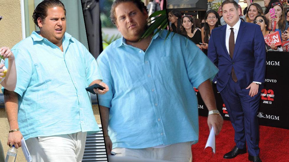 Jonah Hill Weight Photos