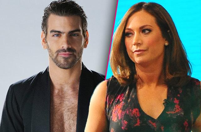 //DWTS Feud Nyle DiMarco Ginger Zee pp