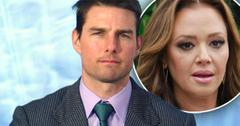 Leah Remini Tom Cruise Scientology Bombshell Book Claims--
